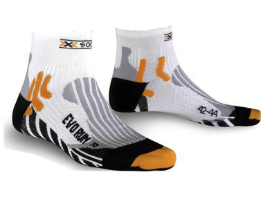 X-Socks Evolution Run Socks, X20300