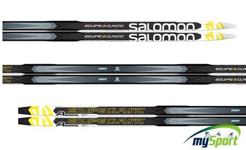 Salomon Equipe 8 Classic Skis 14/15