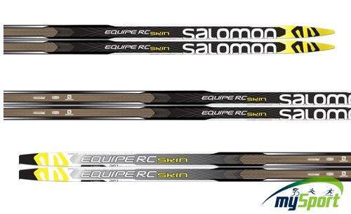 Salomon Equipe RC Skin Classic Skis