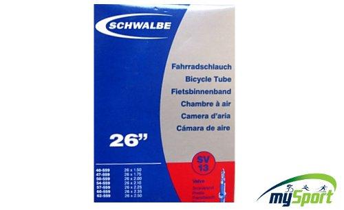 """Schwalbe tube 26"""" SV 40"""
