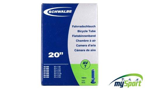 """Schwalbe tube 20"""" AV"""