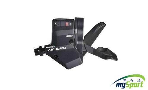 Shimano Alivio SL-M430RA Shifter Right 9 Speed