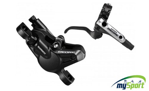 Shimano Deore BL-M615 Front Disc Brake Set