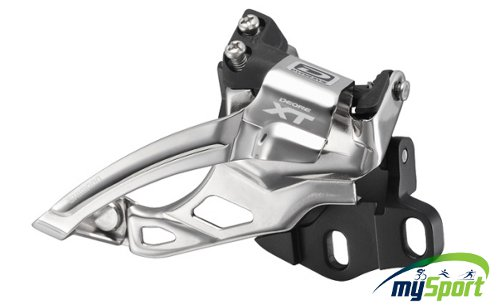 Shimano FD-M785 XT Top Swing 2x10 Speed Front Derailleur