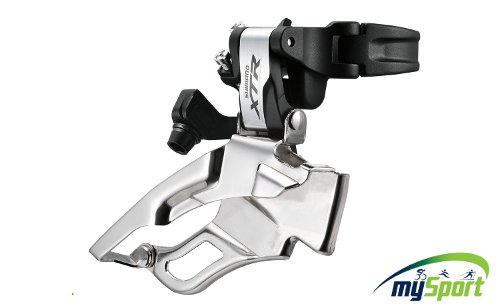 Shimano FD-M981 XTR Down Swing 10 Speed Front Derailleur