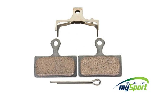 Shimano G03Ti Metal Disc Brake Pads