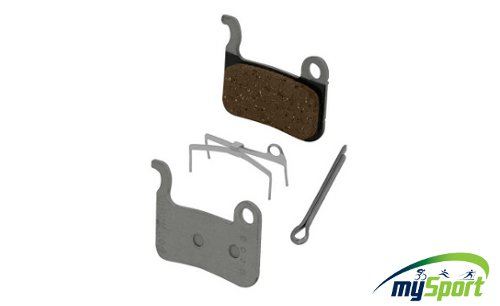 Shimano GM07Ti Resin Disc Brake Pads for BR-M975 Brakes