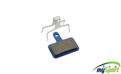 Shimano Disc Brake Pads M495 (organic), DBP-10