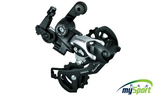 Shimano RD-TX75D Tourney 6/7 Speed Rear Derailleur