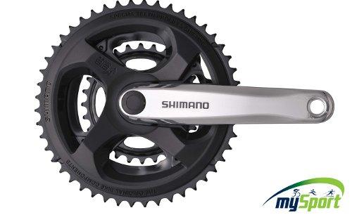 Shimano Tourney FC-M131 48x38x28 Front Crankset