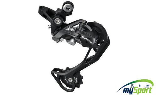 Shimano XT RD-M781 Shadow SGS Black 10 Speed Rear Derailleur
