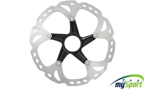 Shimano XT SM-RT81 Ice-Tec 160 mm Center Lock Disc Brake Rotor