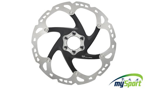 Shimano XT SM-RT86 Ice-Tec 180 mm 6-Bolt Disc Brake Rotor
