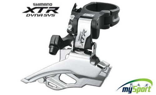 Shimano XT FD-M781 Direct Mount 3x10 Down Swing Front Derailleur