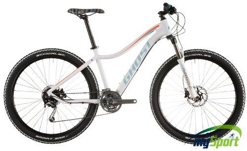 Ghost Lanao 4 Balts, Sieviešu kalnu velosipēds