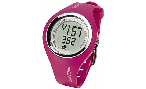 Sigma PC 22.13 | Pink | Heart Rate Monitor