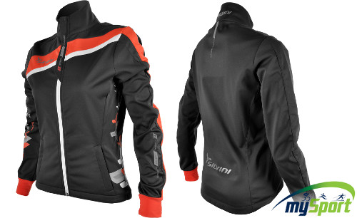 Silvini Softshell Jacket Santo Woman, 3213-WJ431-15