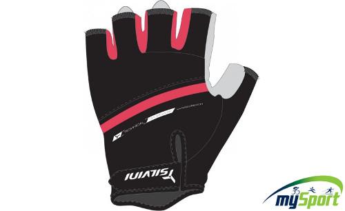 Silvini Grigia cycling gloves W