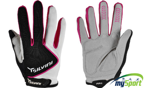 Silvini Barrata cycling gloves Women | Velo cimdi