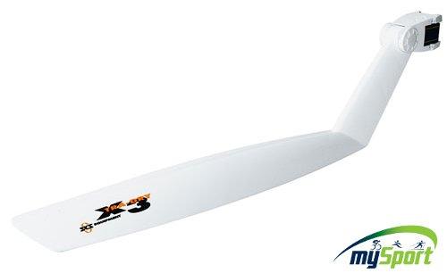 "SKS Rear Mudguard 26"" Xtra Dry White"