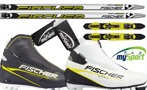 Classic Cross Country Ski Set | Fischer SC Classic