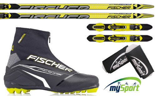 Classic Cross Country Ski Set | Fischer CRS Classic