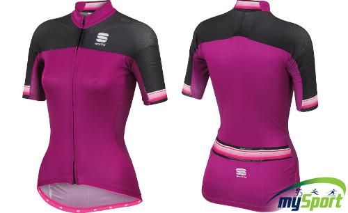 Sportful BodyFit W Jersey FZ, 1101218 180