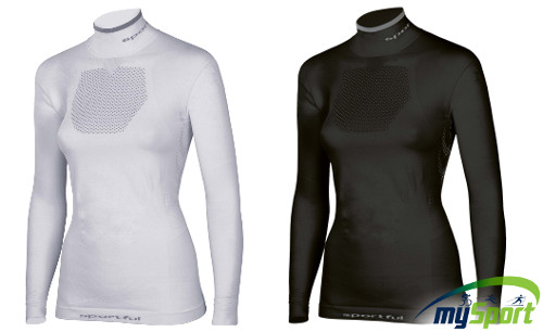 Sportful Thermic 250 Long Sleeve T-Shirt Woman, 0800171