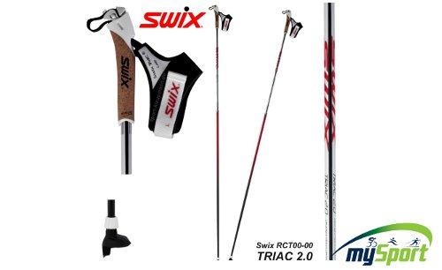 Swix Triac 2.0 TBS | Cross Country Poles
