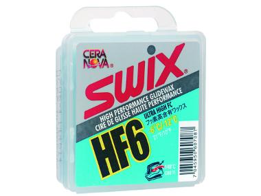 Swix HF6 Blue -6C/-12C, 40g
