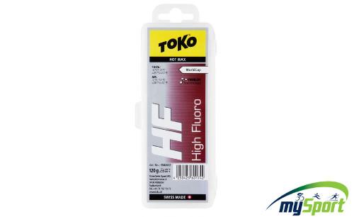 Toko HF Hot Wax red 120g, 5502022