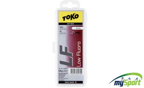 Toko LF Red Hot Wax 120g | Parafīns slīdamībai