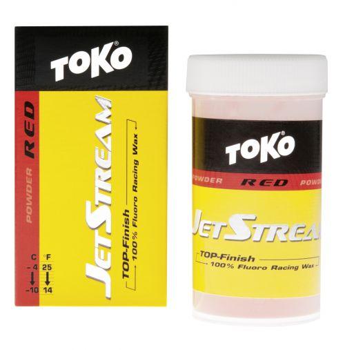 Toko JetStream Powder Red, 5509081