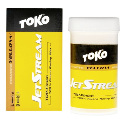 Toko JetStream Powder Yellow | fluorkarbonāta pulveris