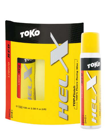 Toko HelX Red | Glide Wax