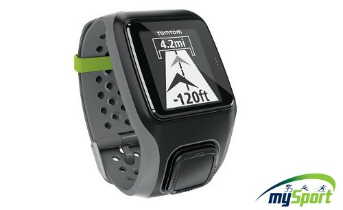TomTom Multisport HRM GPS Watch | Heart Rate monitor