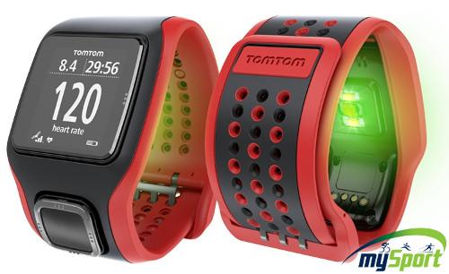TomTom Runner Cardio (Red/Black)