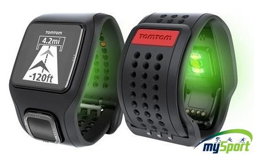 TomTom Runner Cardio (Black)