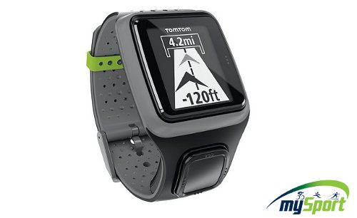 TomTom Runner HRM GPS Watch | пульсометр