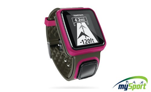 TomTom Runner GPS Watch | Heart rate monitors