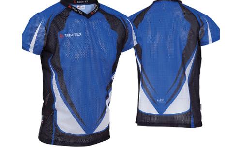 Trimtex Basic LZR Mesh O-Shirt | orienteering shirt | MySport