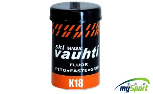Vauhti GF392 | K18 Fluor grip wax | 45g