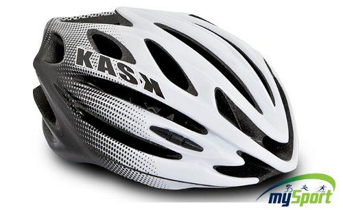 Kask 50 NTA White/Black