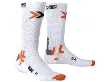 X-Socks Bike Mid Energizer Socks, X20421