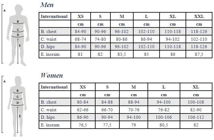 sjddn6hq sale salomon size chart