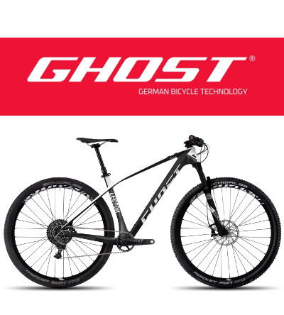 Ghost velosipēdi