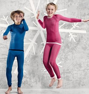 Kids' thermal underwear