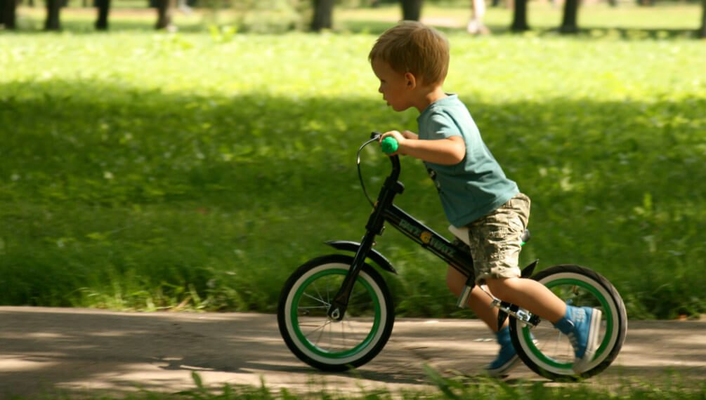 HOW TO CHOOSE BALANCE BIKE