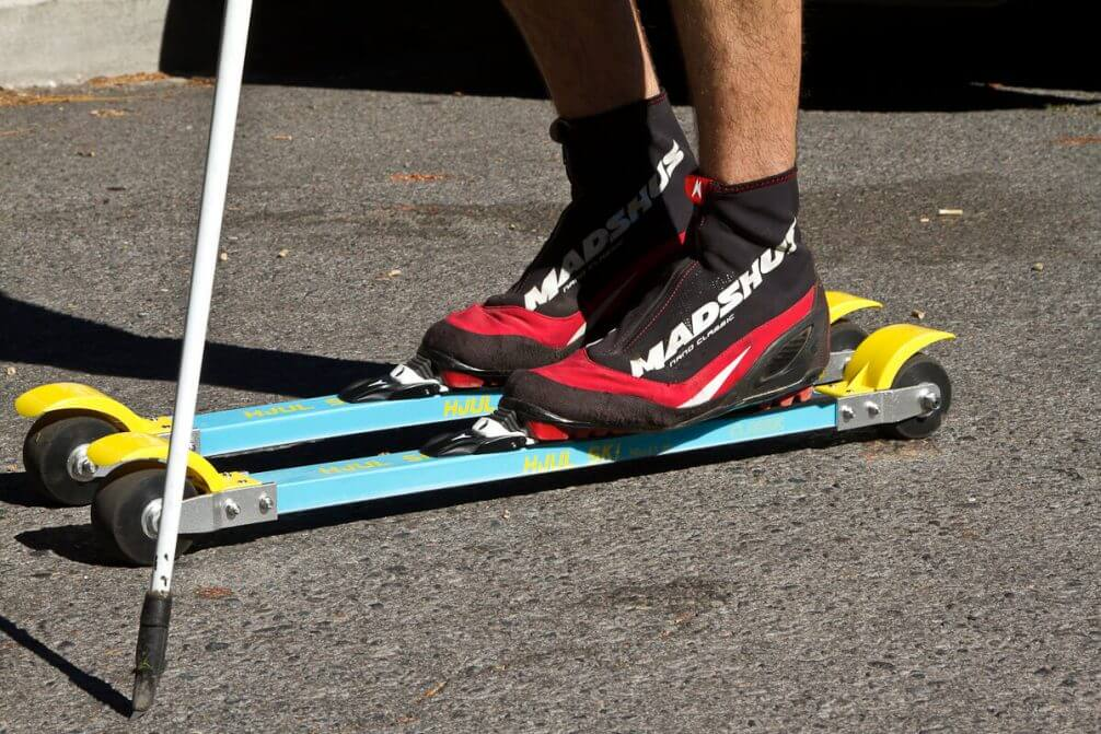 HOW TO CHOOSE THE ROLLERSKIS?