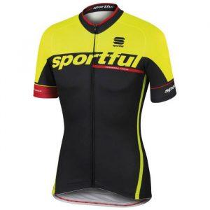 Chemise cycliste sportive